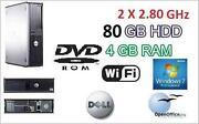 Desktop 4GB RAM Windows 7