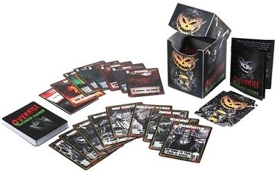 Overkill: Halloween Slasher Party Game [New Games] Board Game