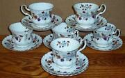 Bone China Lot