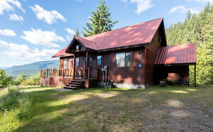Kaslo Cottage for sale:  2 bedroom 840 sq.ft.