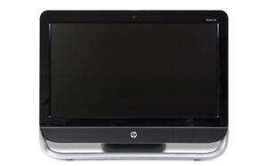 HP Pavilion 20-ALL-IN-ONE-AMD E1-2500-4 GB RAM-500GB HDD TOUCH