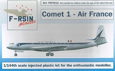 F-rsin 1/144 De Havilland Comet 1 Air France FRP4010
