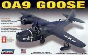 Lindberg OA9 Goose 1/48 Scale Model Kit #70512 Kingston Kingston Area image 1