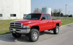 WANTED 1999 Dodge Power Ram 2500 Pickup Truck