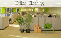 BONDABLE INSURED OFFICE CLEANING SERVICES AND MORE!!