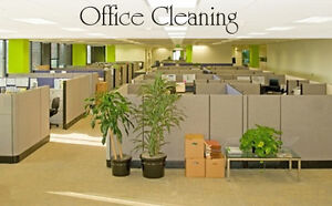BONDABLE INSURED OFFICE CLEANING SERVICES AND MORE!! Kitchener / Waterloo Kitchener Area image 1