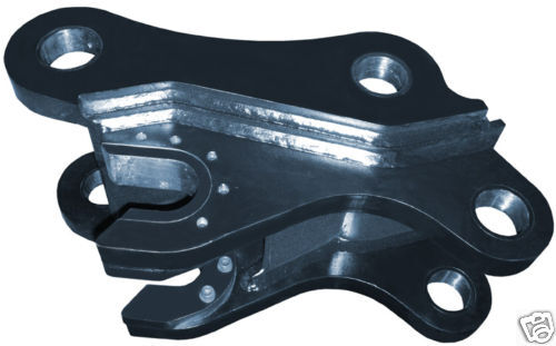 New Manual Backhoe Quick Hitch Coupler For John Deere 310g(includes Pins)