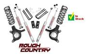 Chevy Rough Country Lift Kit