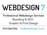 Professional website development or website redesign services based in South London