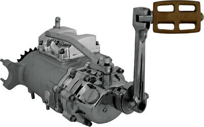 BAKER 6IN4 OVERDRIVE TRANSMISSION (RAW FINISH) M6402R-65 821-1040