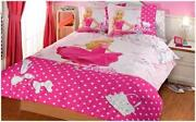 Barbie Comforter Set