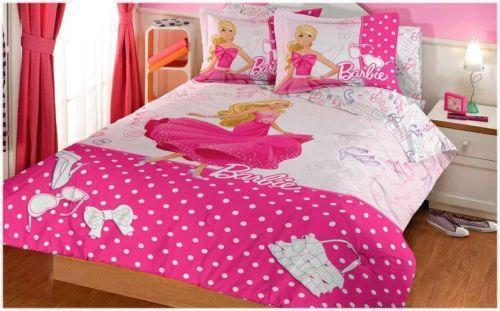 Barbie Comforter Set Ebay