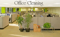 We know Office Cleaning Services
