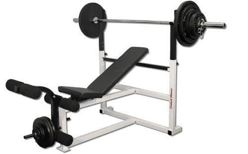 Olympic weight bench ebay Weight bench and weights