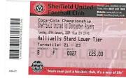 Sheffield United Tickets
