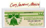 Food Stamp Book