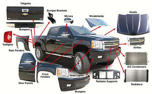 Auto Body Parts at Affordable Prices