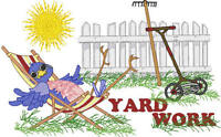 BARRHAVEN - Looking for student - yard work