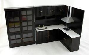 Dolls House Kitchen Furniture Set