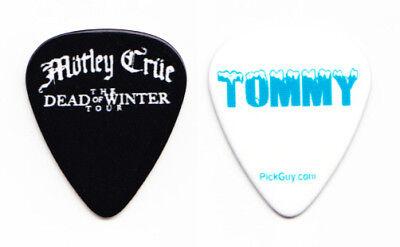 Motley Crue Tommy Lee Dead of Winter Guitar Pick - 2010 Tour