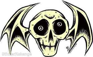 Bat-Skull-Sticker-Decal-Poster-Artist-Alan-Forbes-AF43