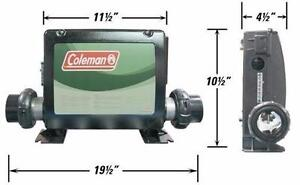 replacement hot tub parts for Coleman hot tub spas