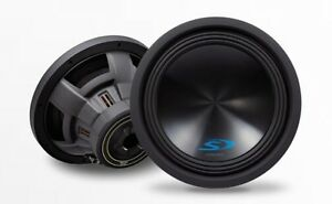 "2 N.I.B Alpine 12"" type ""S"" series subwoofers."