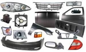 Nissan Altima Maxima Sentra Rogue Headlight Hood Fender Bumper