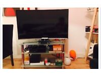 Samsung 49inch LCD curved screen TV