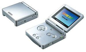 Wanted: GameBoy Advance SP