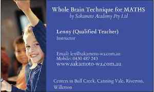 Gifted and Talented Math Tuition by Master Trainer Rossmoyne Canning Area Preview