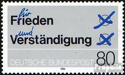 BRD (BR.Duitsland) 1231 (compleet.Kwestie) postfris 1984 voor Vrede en Inzicht