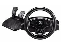 Playstation 3/4 Steering Wheel and Pedals