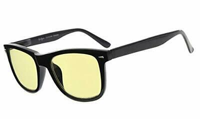Eyekepper Blue Light Blocking Computer Glasses-Yellow Tinted Lens (Blue Tinted Eyeglasses)
