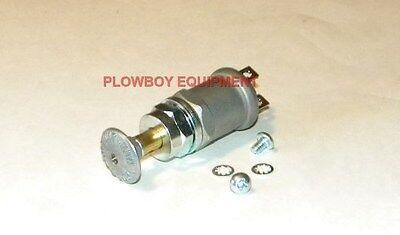 62801dc Push Pull Ignition Switch For Ih Farmall 130 140 230 W9 W6 W4 Td9 Td14