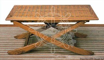 ARC Teak Table 125x80 Cm
