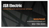 Electrician available, fair pricing