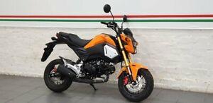 2018 Honda GROM (MSX125) Road Bike 124cc