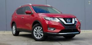 2019 Nissan X-Trail T32 Series II ST-L X-tronic 2WD Red 7 Speed Constant Variable Wagon Berwick Casey Area Preview