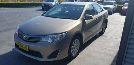 2012 Toyota Camry ASV50R Altise Bronze 6 Speed Sports Automatic Sedan Taylors Beach Port Stephens Area Preview