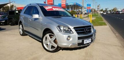 2011 Mercedes-Benz ML300 CDI 164 MY11 Sports Luxury (4x4) 7 Speed Automatic G-Tronic Wagon Deer Park Brimbank Area Preview