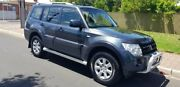 2010 Mitsubishi Pajero NT MY10 Activ 5 Speed Sports Automatic Wagon Prospect Prospect Area Preview