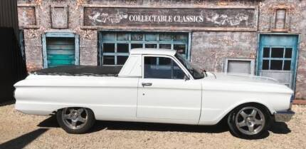 COLLECTABLE CLASSIC CARS - 1966 XP Ford Falcon V8 Utility Strathalbyn Alexandrina Area Preview