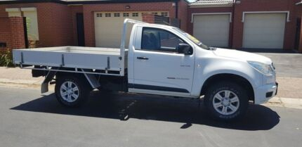 2014 Holden Colorado RG MY14 LX 6 Speed Manual Cab Chassis Prospect Prospect Area Preview