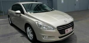 2013 Peugeot 508 Active 1.6T Fawn 6 Speed Automatic Sedan Southport Gold Coast City Preview