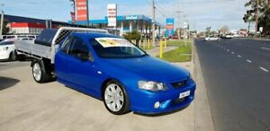 2006 Ford Falcon BF XR6 Special Edition 4 Speed Auto Seq Sportshift Cab Chassis Deer Park Brimbank Area Preview