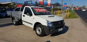 2008 Holden Rodeo RA MY08 LX 5 Speed Manual Cab Chassis