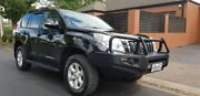 2010 Toyota Landcruiser Prado KDJ150R GXL 5 Speed Sports Automatic Wagon Prospect Prospect Area Preview
