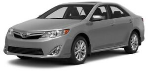 2014 Toyota Camry LE AUTO; AIR; ALLOYS; P/ROOF; P/SEAT; BU CA...