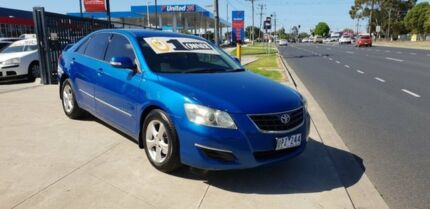 2006 Toyota Aurion GSV40R AT-X 6 Speed Auto Sequential Sedan Deer Park Brimbank Area Preview